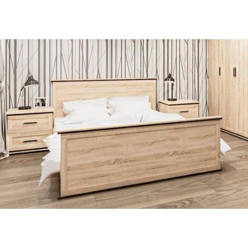 Палермо/Кровать 1,60 (без матраса и каркаса)