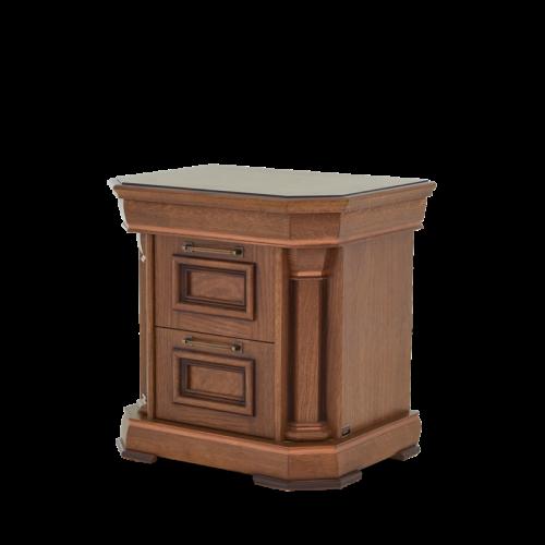 Тумба прикроватная Колизей (дерево) 03-38115