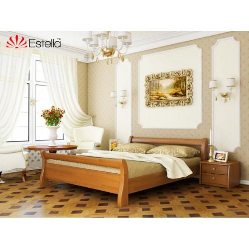 Деревяная кровать Диана