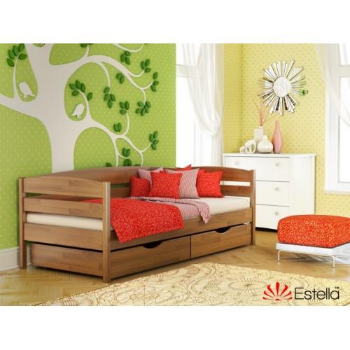 Деревяная кровать Нота Плюс