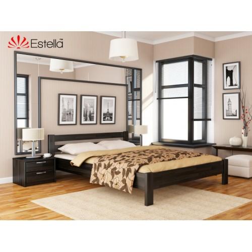 Деревяная кровать Рената
