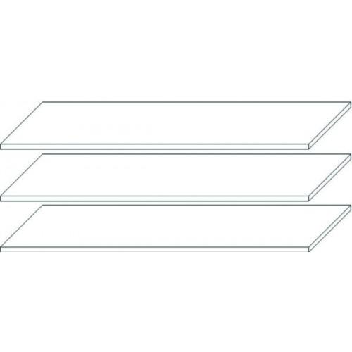 Комплект полок 3Д, 4Д (дополнительно)